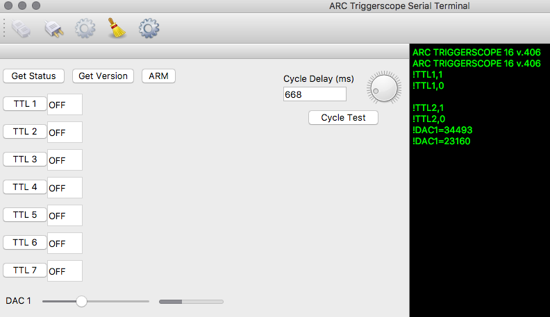 Mac OSX Serial Terminal for ARC - Austins Imaging Blog